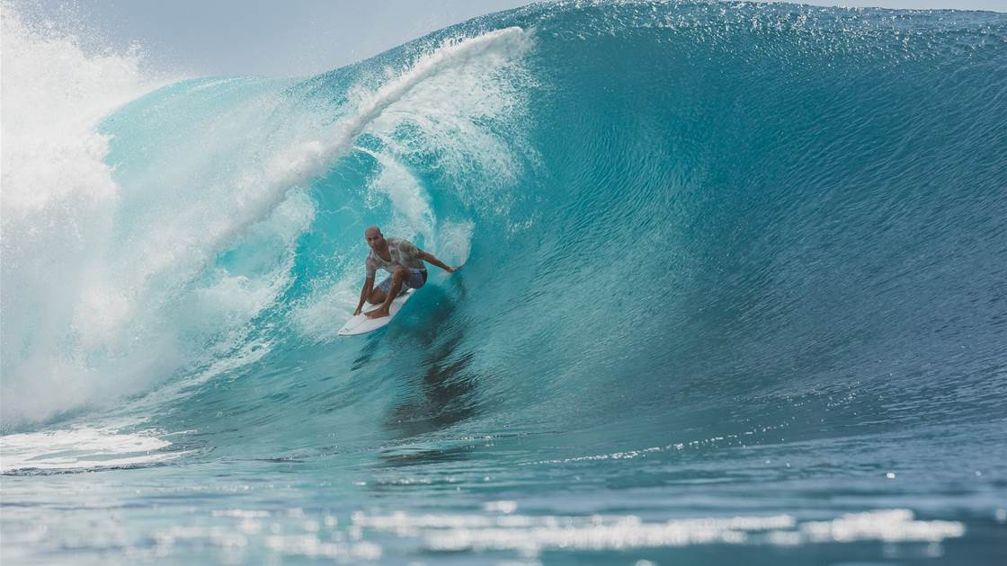 Roaming Indo with Kelly Slater #578 Tracks