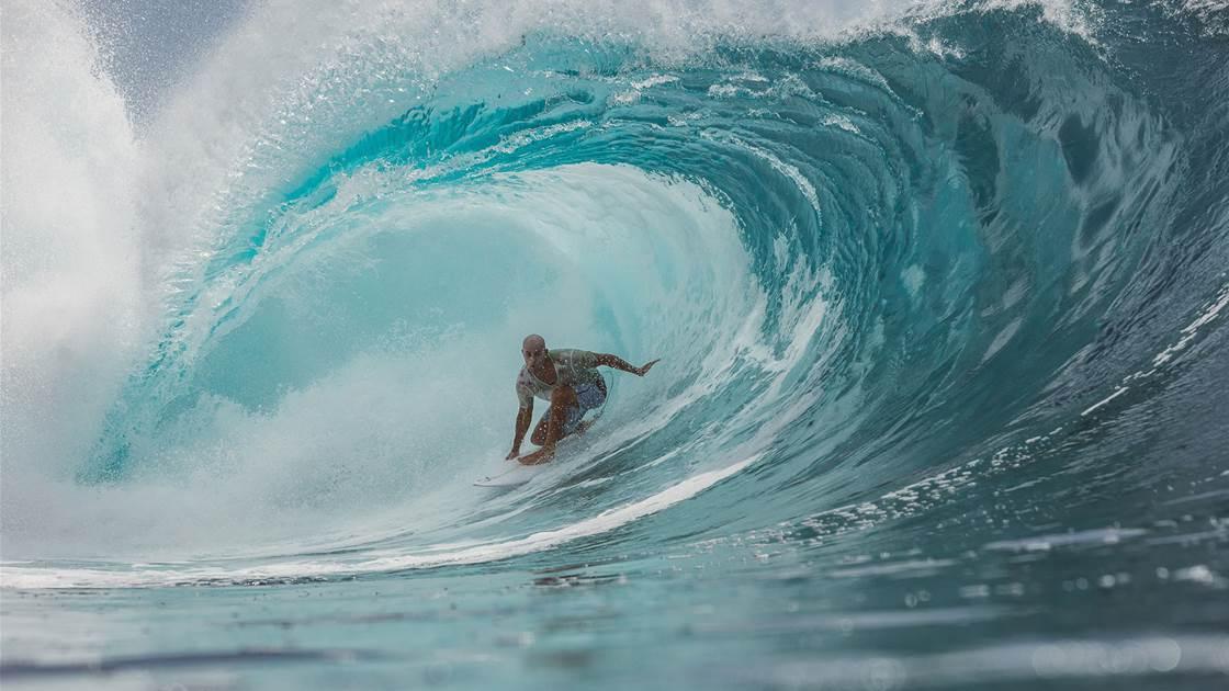 Feature: Fast Times with Kelly Slater