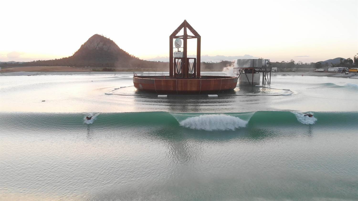 Six Locations Revealed for Surf Lakes