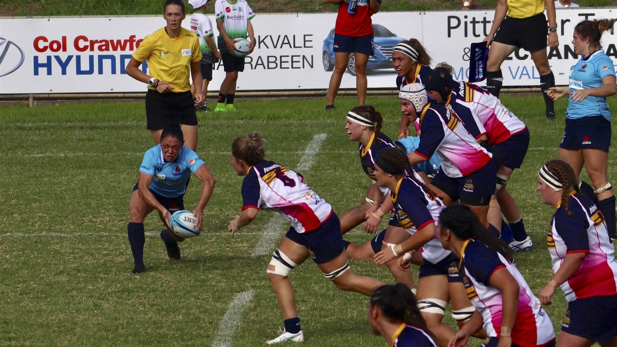 NSW Women continue winning ways