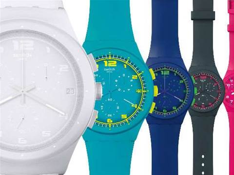 Swatch shuts down some technology systems after cyber attack