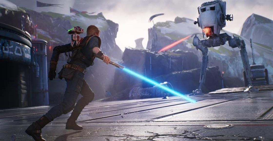 Playing Now: Star Wars Jedi: Fallen Order