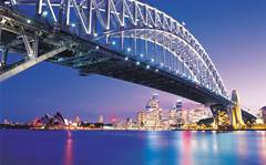 Two vendors come to Australia, pick same Sydney partner