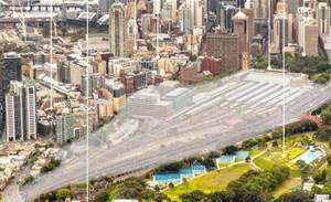 NSW govt plans huge infill for Sydney's new tech precinct