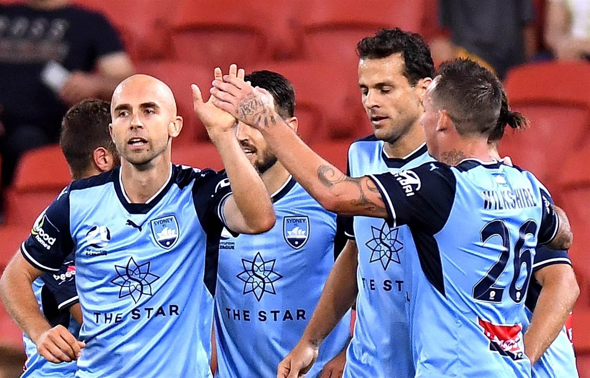 """""""I think the 3-0 score line flatters Sydney"""" - Aloisi"""