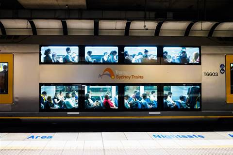 UTS trains AI to predict Sydney Trains' pandemic performance