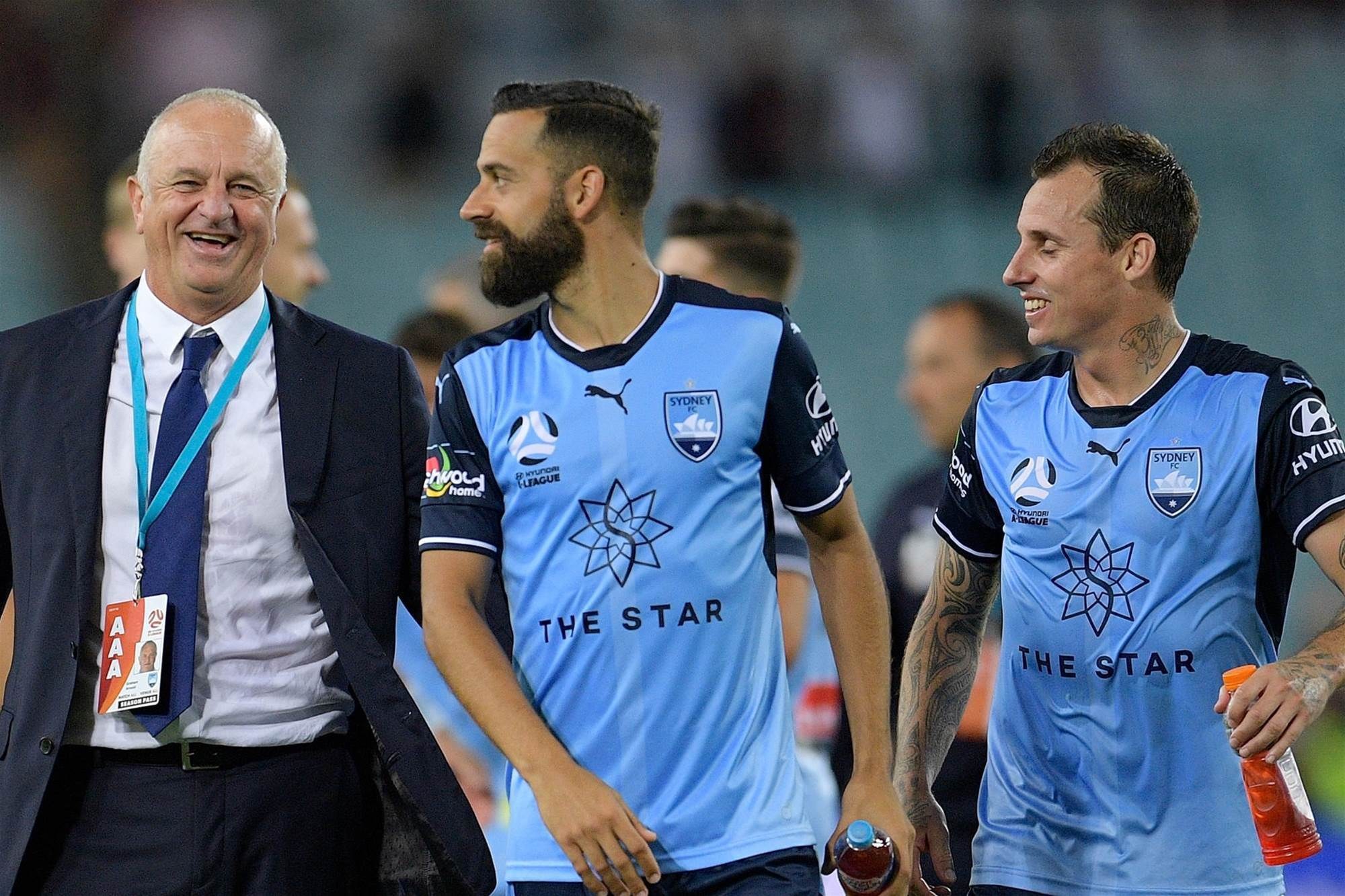 Sydney FC boosted by new partnership