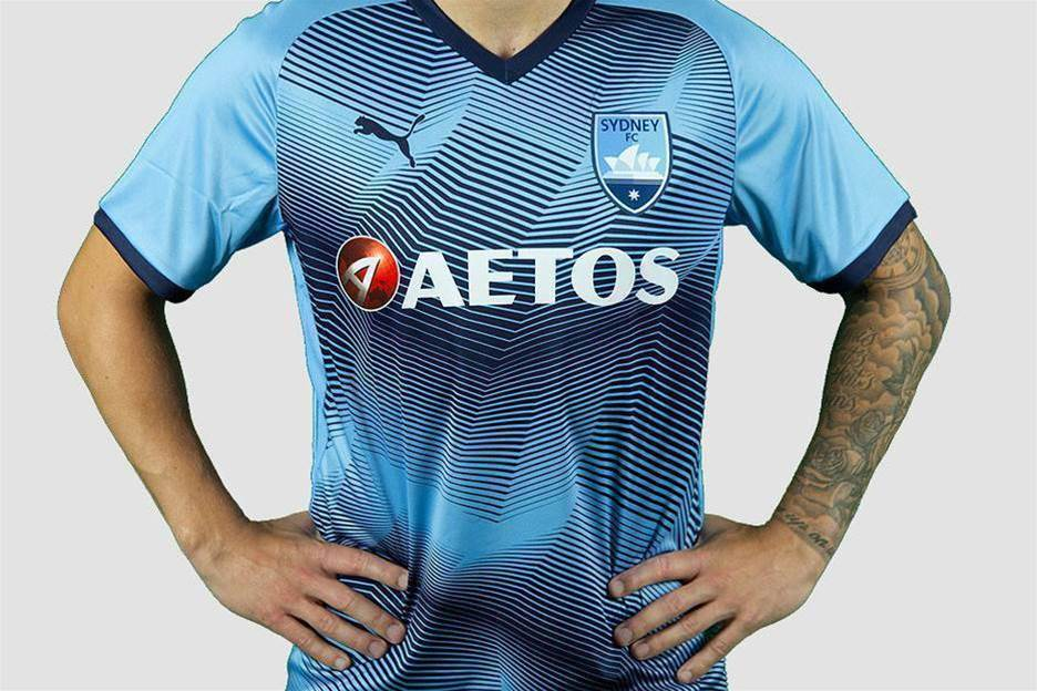 Sydney F.C unveil eye-catching 2019 ACL home jersey