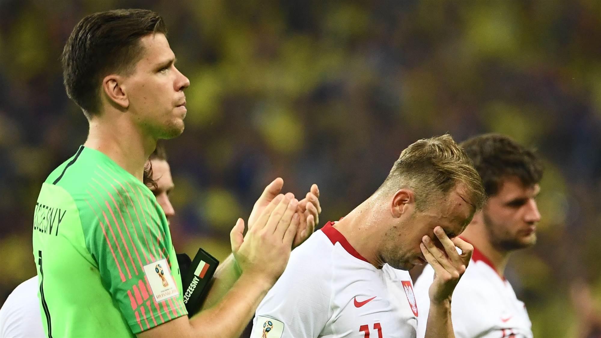 Szczesny won't accept excuses after Poland elimination