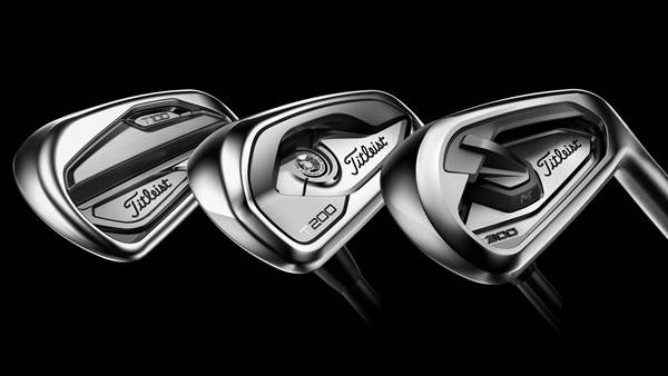 More iron models undergo Titleist Tour seeding process