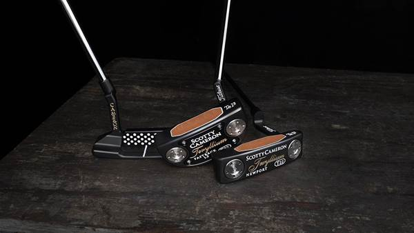 Scotty Cameron introduces limited release Teryllium putters