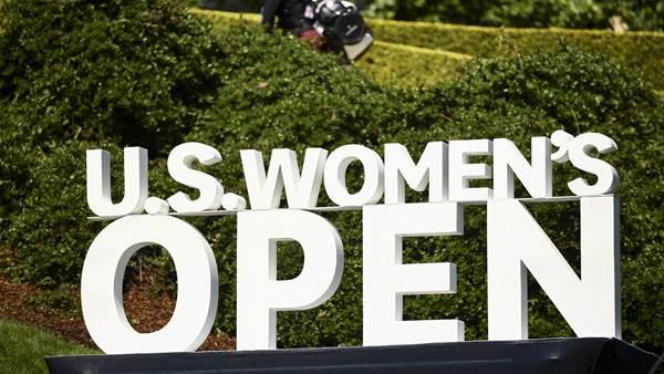 US Women's Open Tee Times (AEST)