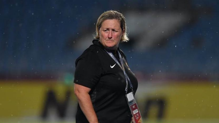 Dower for Matildas coach says Matildas great