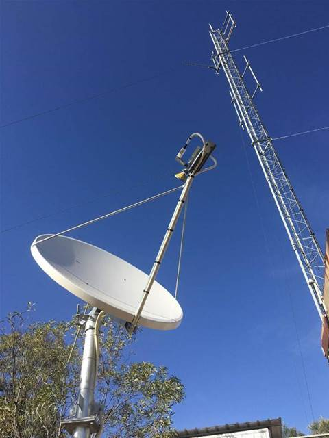 NBN, Telstra launch business satellite services