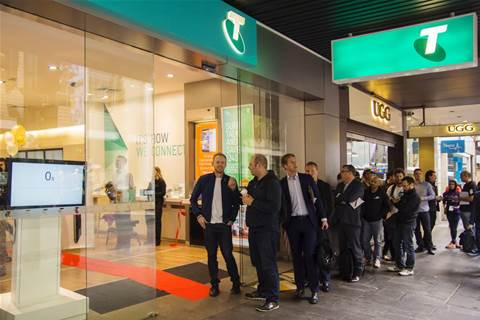 Telstra tries to keep pace with digital transformation with brick and mortar buyback