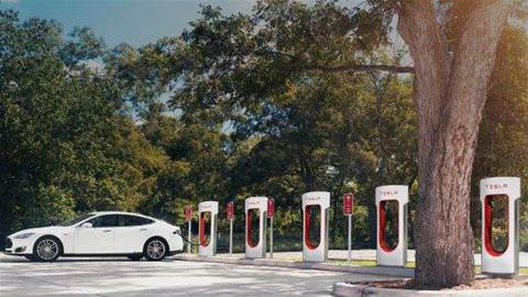 Tesla seeks approval for sensor that could detect child left in hot cars