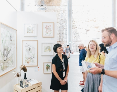 the other art fair is heading back to sydney