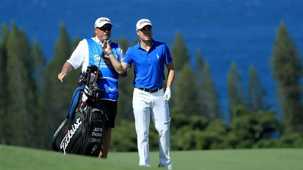 Winner's Bag: Justin Thomas – Sentry Tournament of Champions