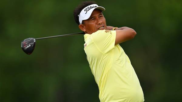 Thongchai Jaidee looking for talent at Thailand Masters