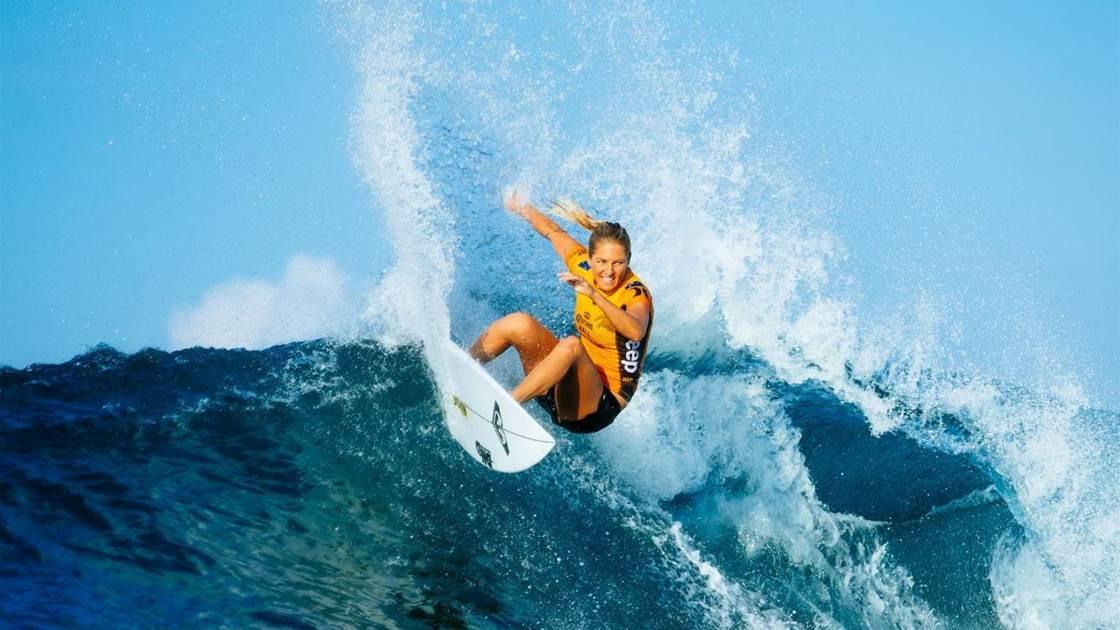 Waves That Mattered - Steph's 10 at Keramas