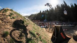 Crankworx Rotorua is back in 2021