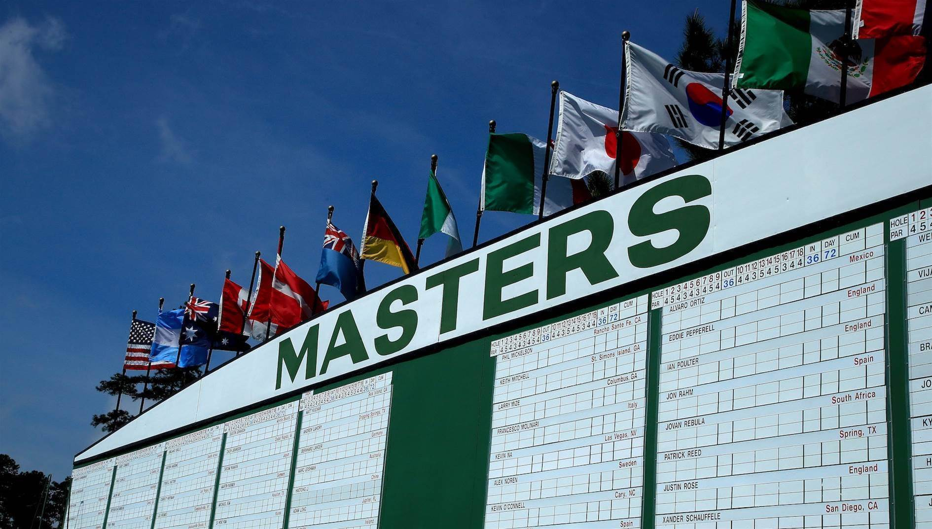 Scalped Masters ticket prices skyrocket