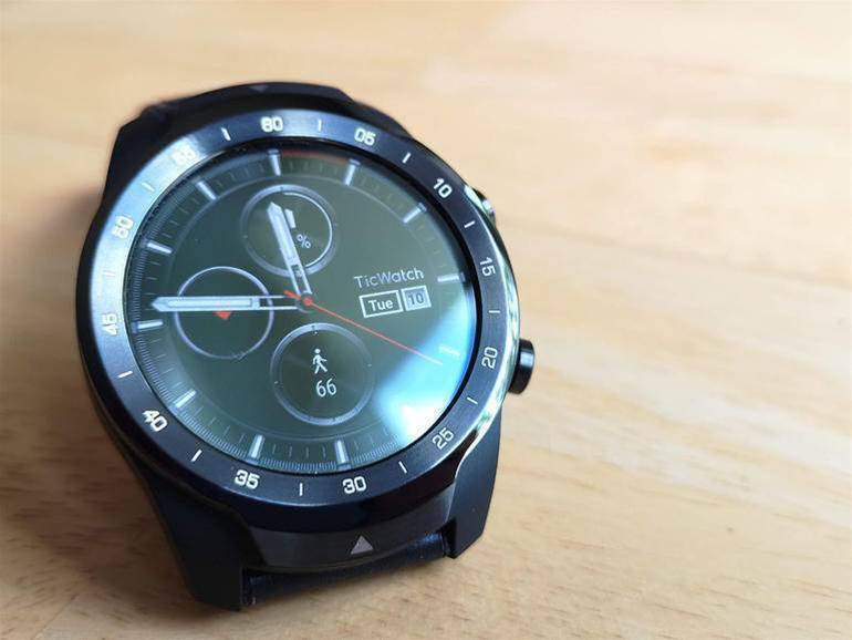Review: TicWatch Pro