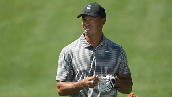 TIGER: I don't need to win again, I want to