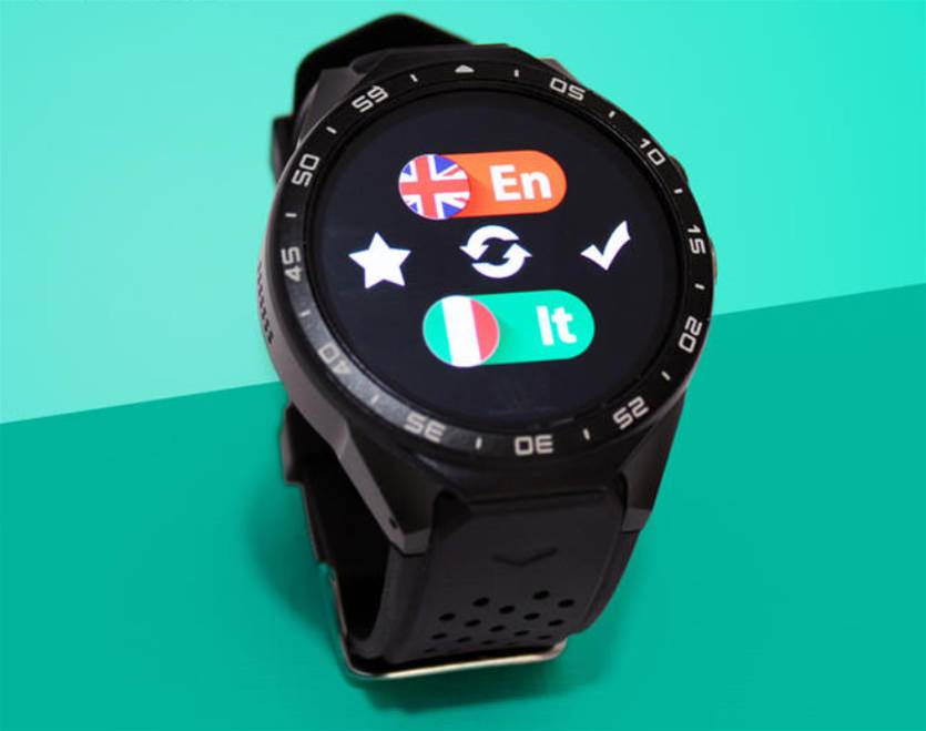 Time2Translate is a smartwatch that puts real-time AI translation within easy reach