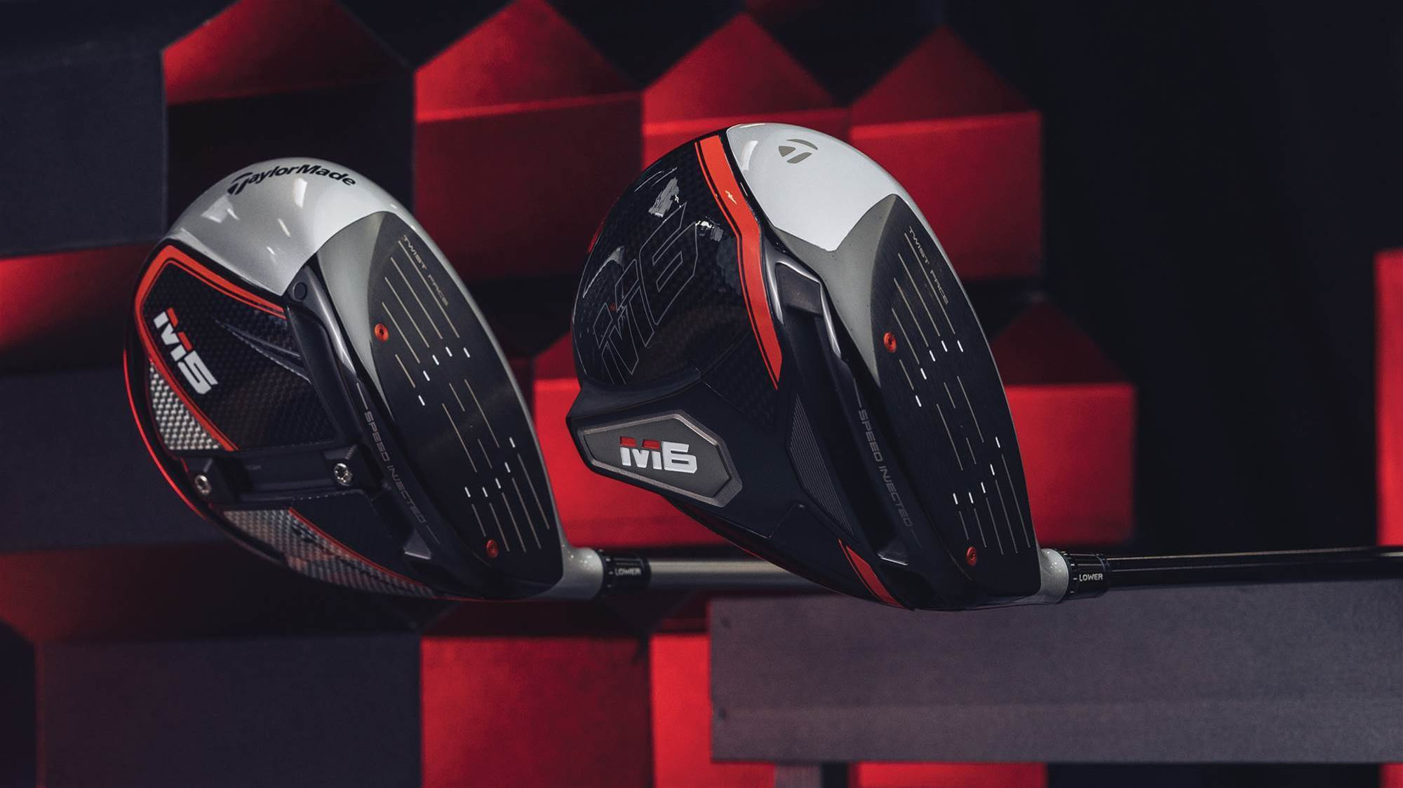 TaylorMade launch M5/M6 woods and updated golf balls