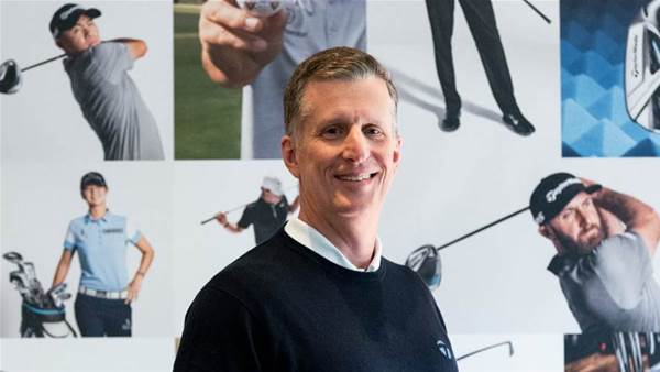 TaylorMade golf announces new CFO