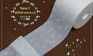 Japan's Marutomi Seishi develops ultra-long coreless toilet paper