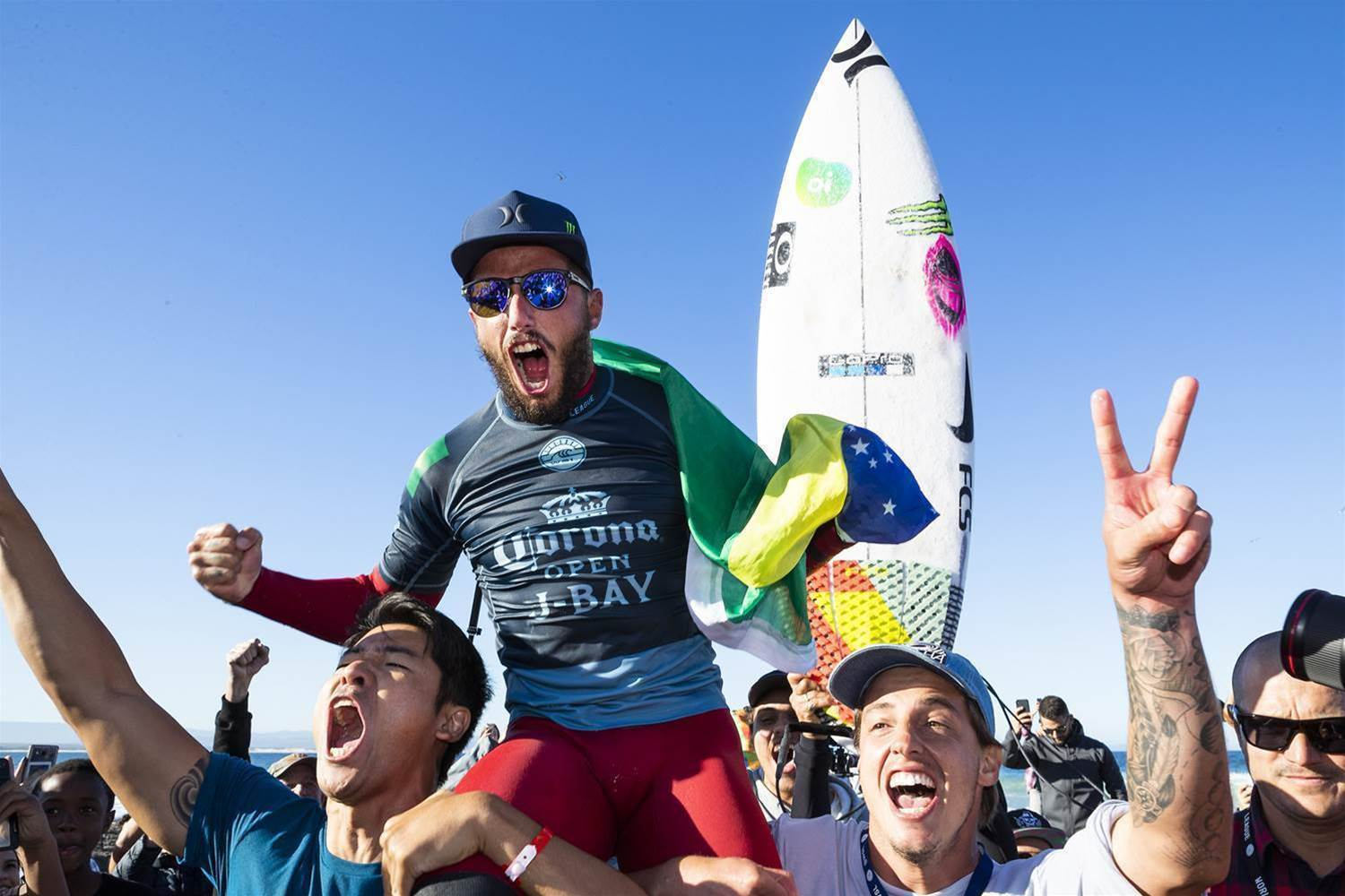 Corona J-Bay Open Match Ratings