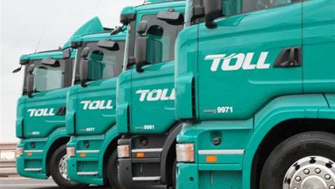 Toll Group starts to scale out intelligent automation