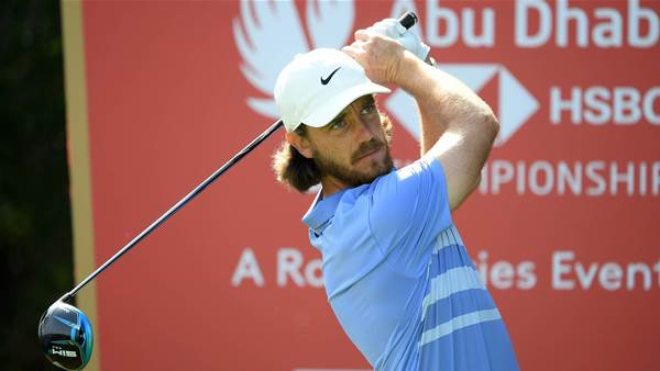 Tommy Fleetwood joins TaylorMade