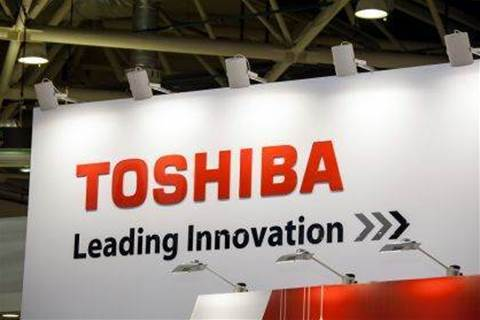 Power outage partially halts Toshiba Memory's chip plant