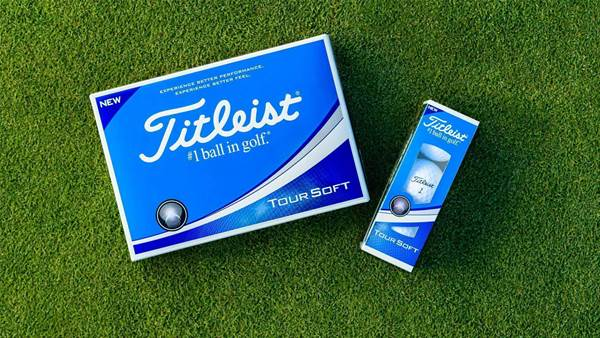 Titleist launches new Tour Soft and Velocity balls