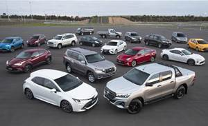 Toyota Australia uses digital to drive buyers into dealers