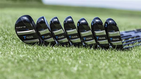 Cobra unveils its first all-hollow iron hybrid set