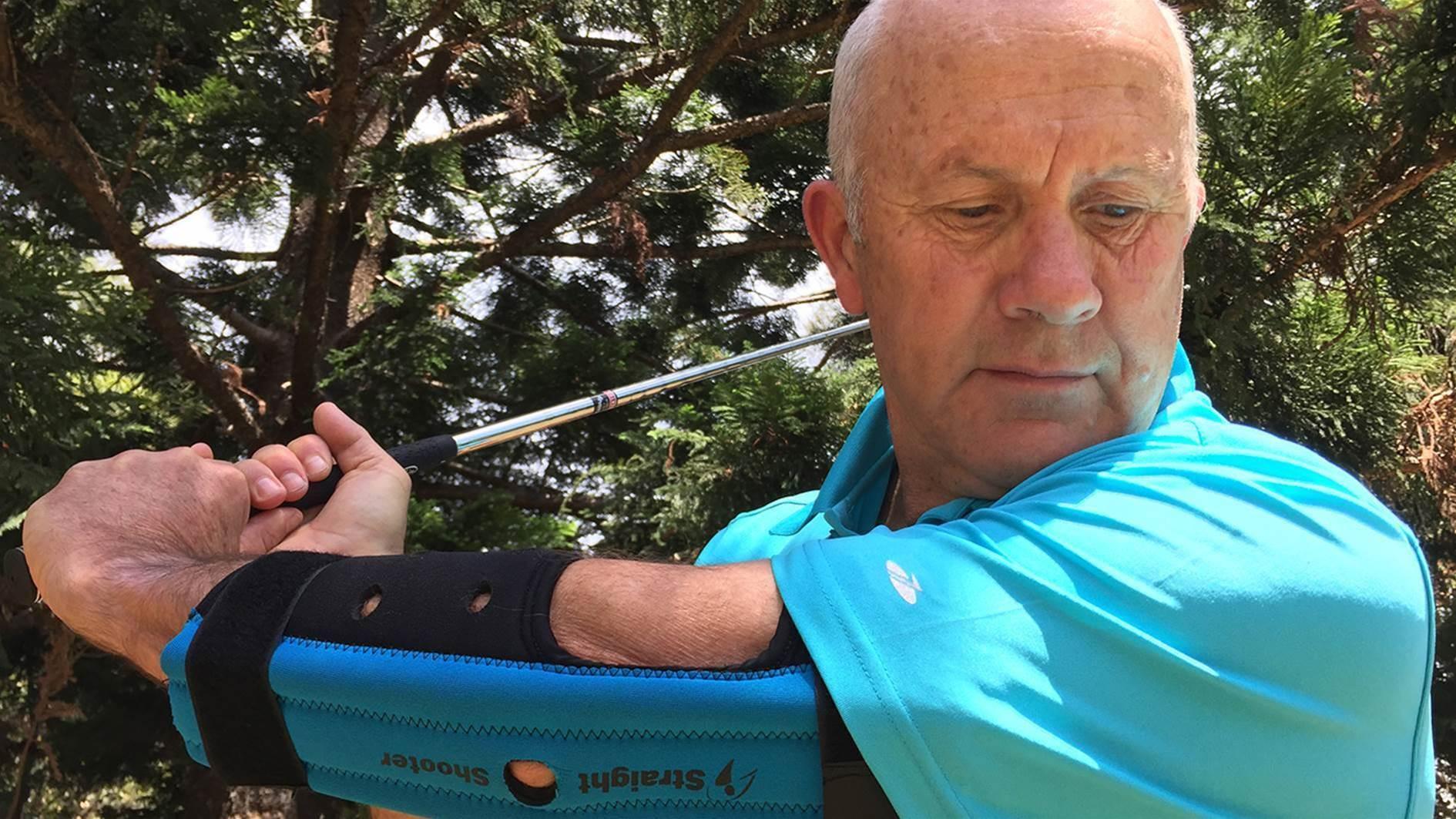 Aussie Inventor A Real StraightShooter
