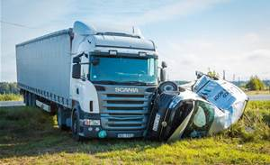 Bendigo uses VR to stop young drivers colliding with trucks