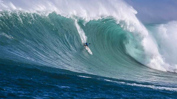 The Death Of The Big Wave Tour