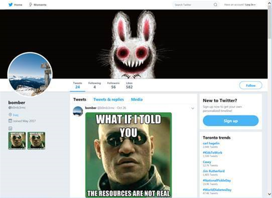 Hackers used Twitter 'malmeme' pics to control Trojan