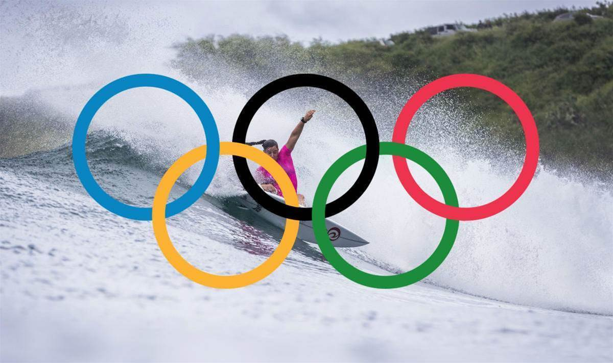 18 Spots Reserved for WSL CT Surfers For 2020 Olympics