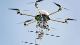 Optus touts 5G-networked drones for video surveillance
