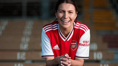 Matildas 'world's best left back' wants to fix Arsenal's weakness