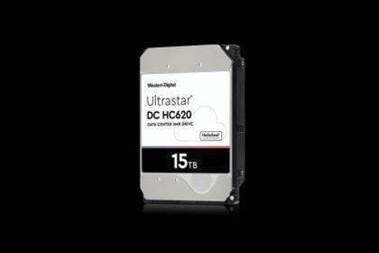 Western Digital unveils 'world's first' 15TB archive hard drive