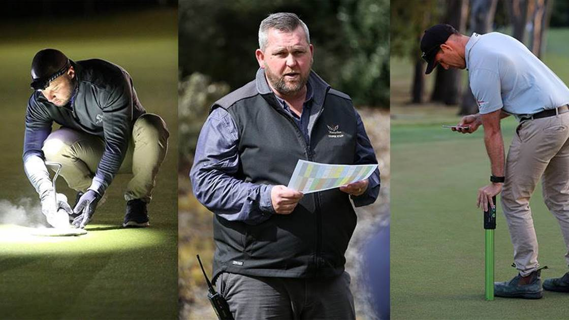 Melbourne Polytechnic producing turf managers of the future