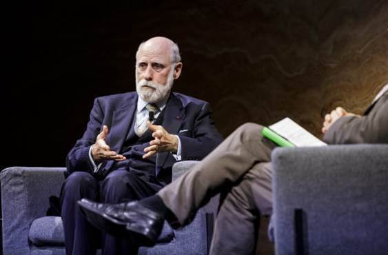 Internet is losing its memory: Cerf