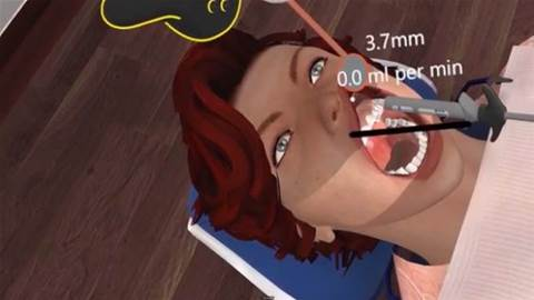 Newcastle dental students practice with VR needles to spare patients pain